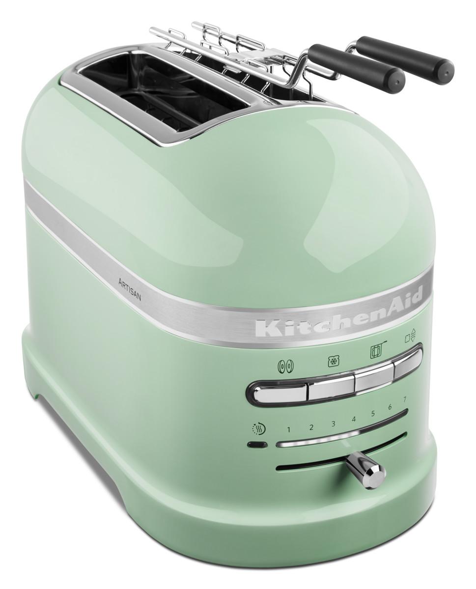 KitchenAid Artisan Toaster Pistazie