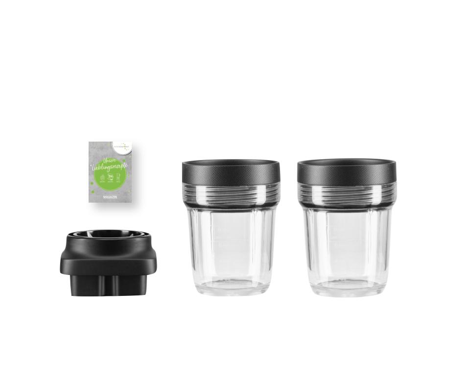 KitchenAid Mixbehälter Set  für Artisan Blender K400