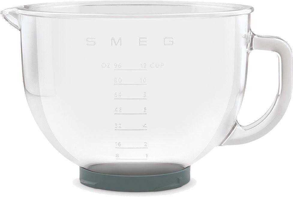 SMEG Glasschüssel 4,8 l.