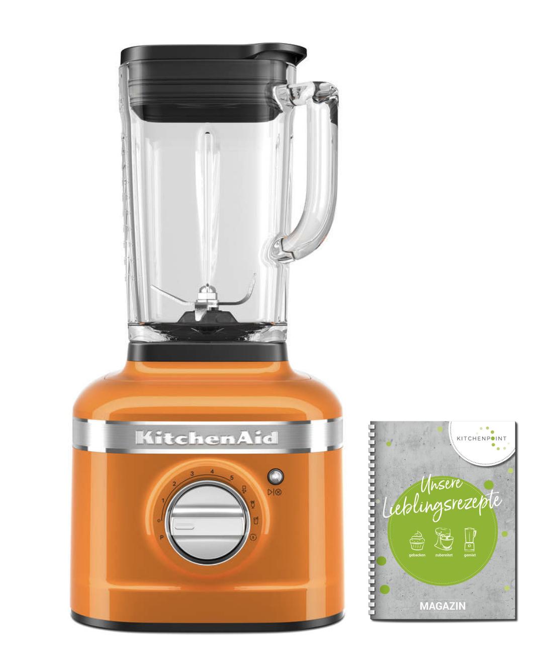 KitchenAid Artisan Blender K400 Mixer Honey