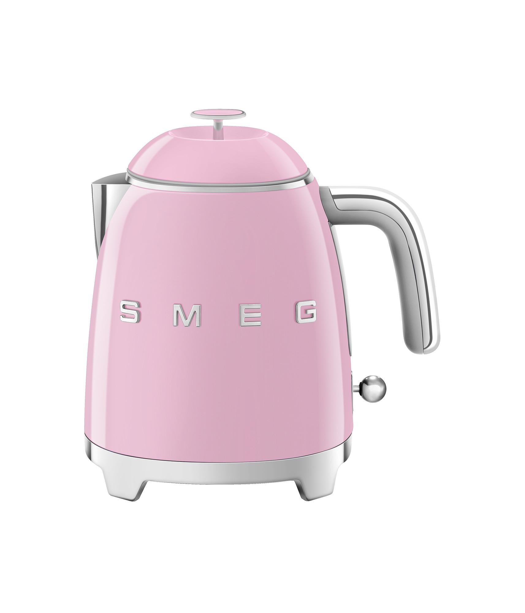 SMEG Mini Wasserkocher Cadillac Pink