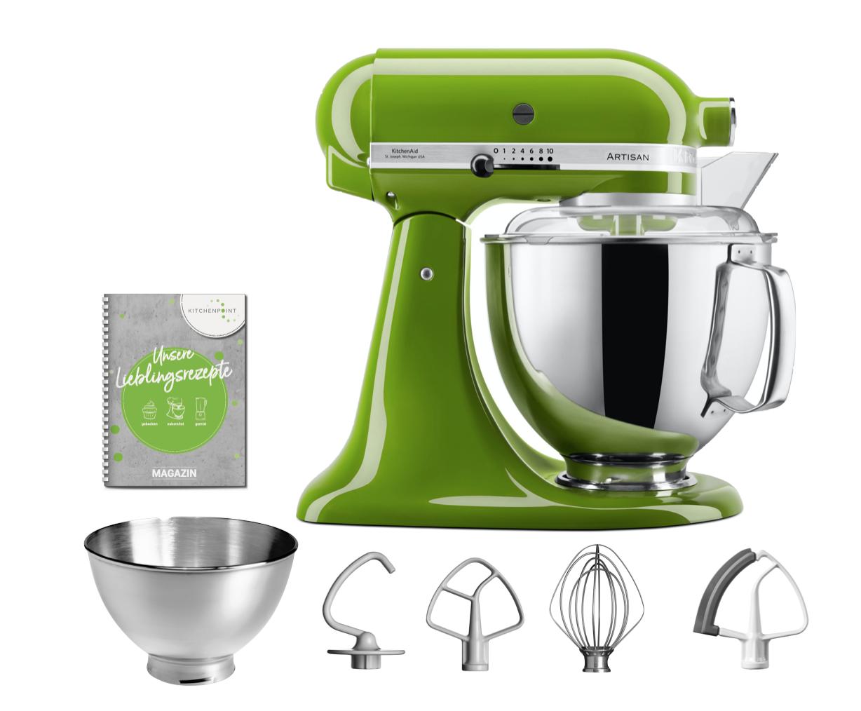 KitchenAid Küchenmaschine 175 Matcha Grün