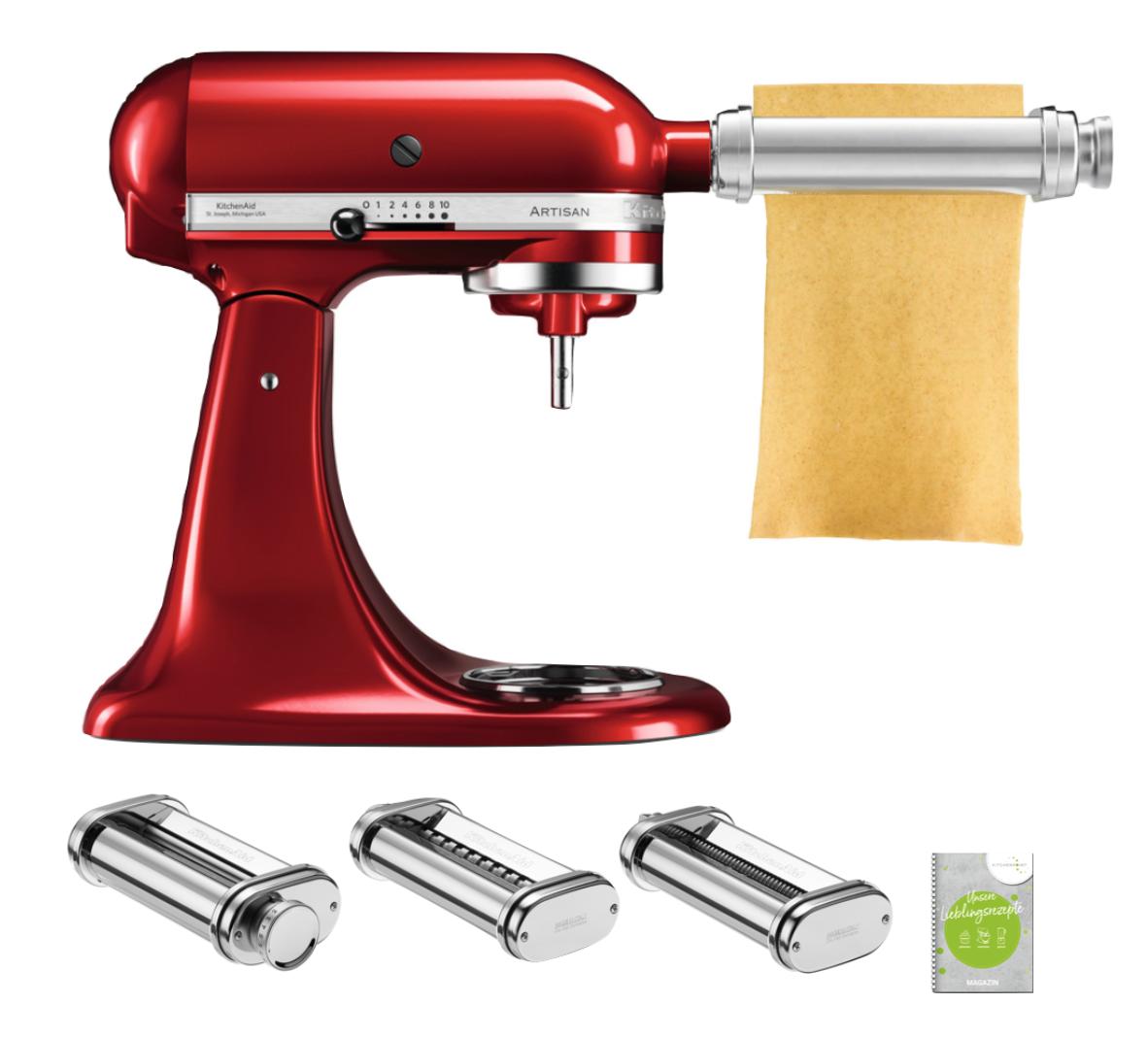KitchenAid Nudelmaschine 3 tlg.