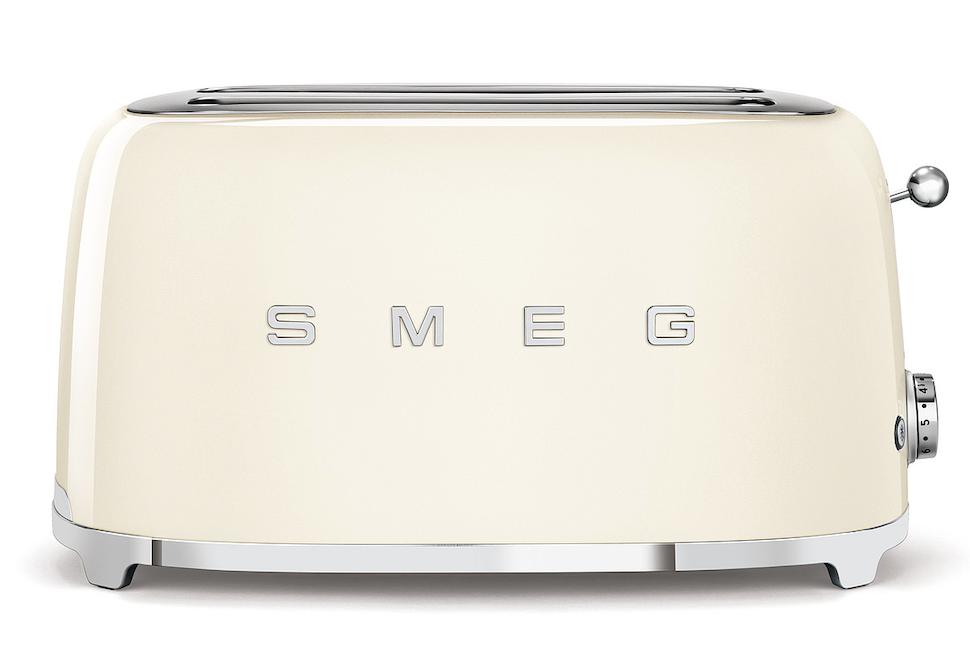 SMEG Toaster lang creme