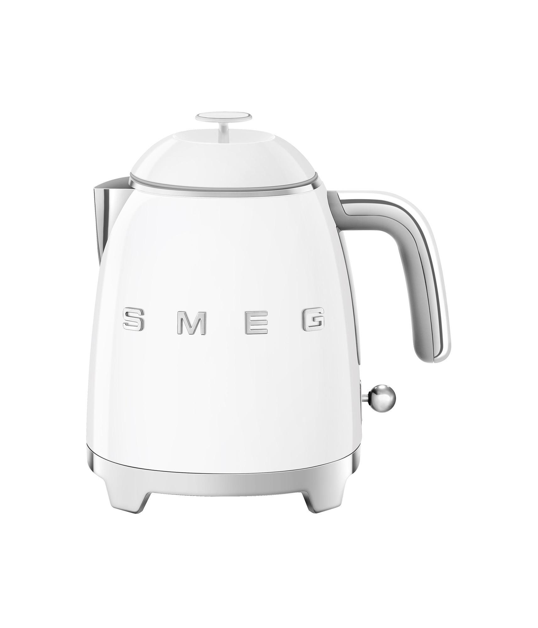 SMEG Mini Wasserkocher weiß